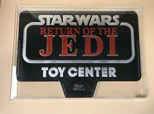Image result for kenner return jedi store display
