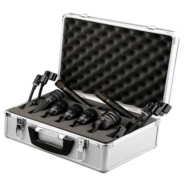 Audix DP7 drum mic kit