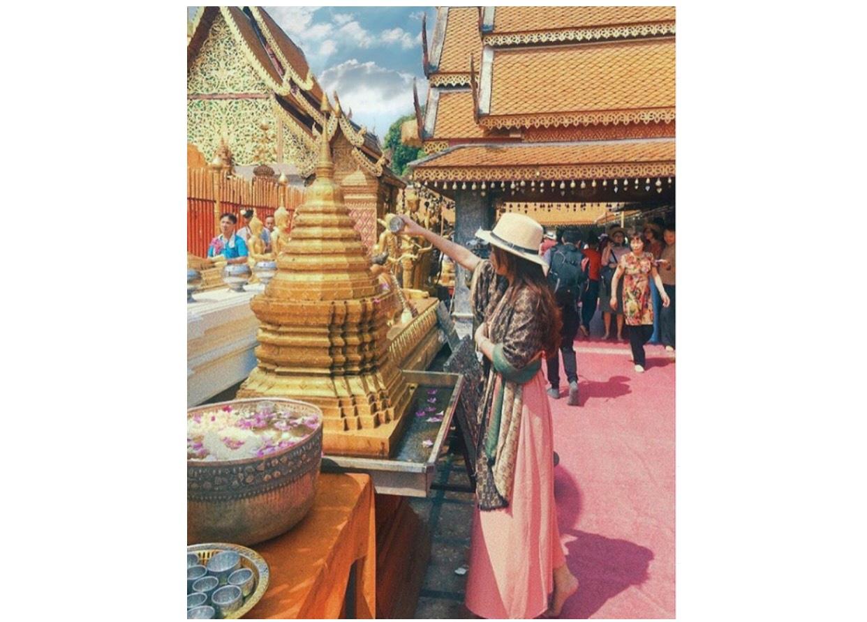 Đền chùa Thái