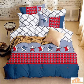 Kits of bedspread with drawings