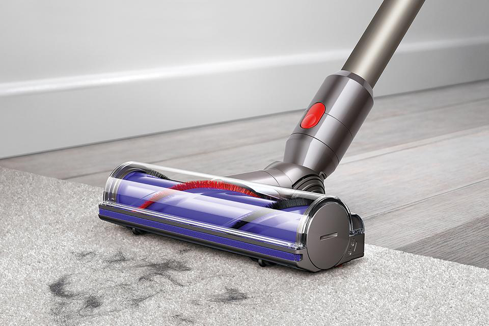 Eliminate allergies with your vacuum cleaner which helps reduce the guilty triggers from your environment  Source; argomites