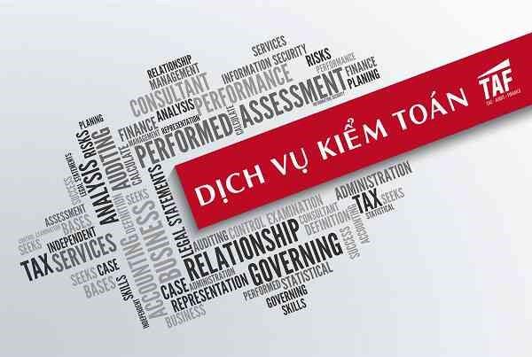 Dịch vụ kiểm toán của công ty TAF