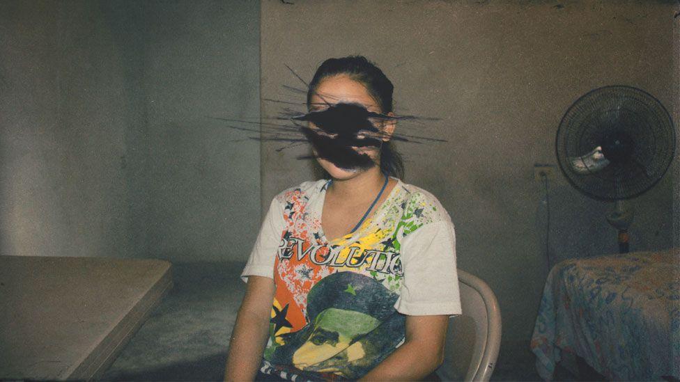 Abigail (Foto: Leire Ventas / Arte: Kako Abraham)