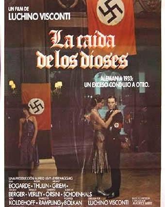 La caída de los dioses (1969, Luchino Visconti)