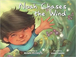 Book Cover Noah Chases the Wind