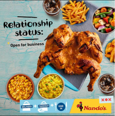 Nandos in DHA phase 3