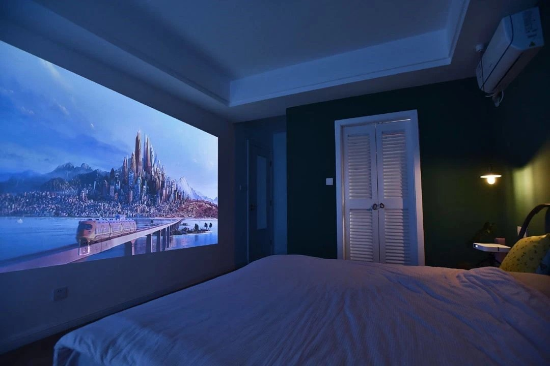 8 Best Home Projectors From $50 To Bring The Cinema To Your Bedroom