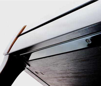 Piano Kawai Steel-Reinforced Keyslip