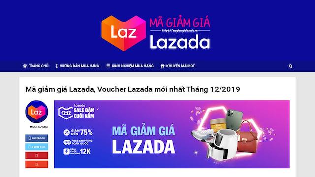 Hãy đến với magiamgialazada.vn để dễ dàng săn được mã giảm giá Lazada cho mọi đơn hàng