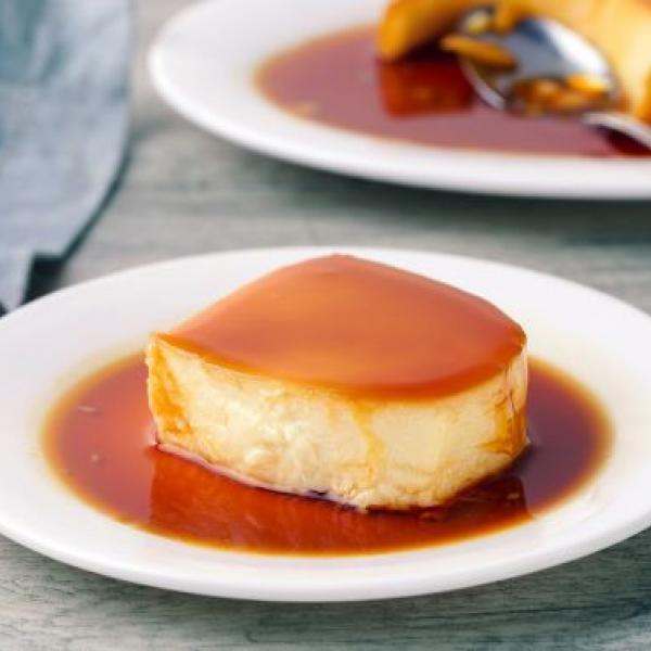 classic leche flan with a twist eggless leche flan