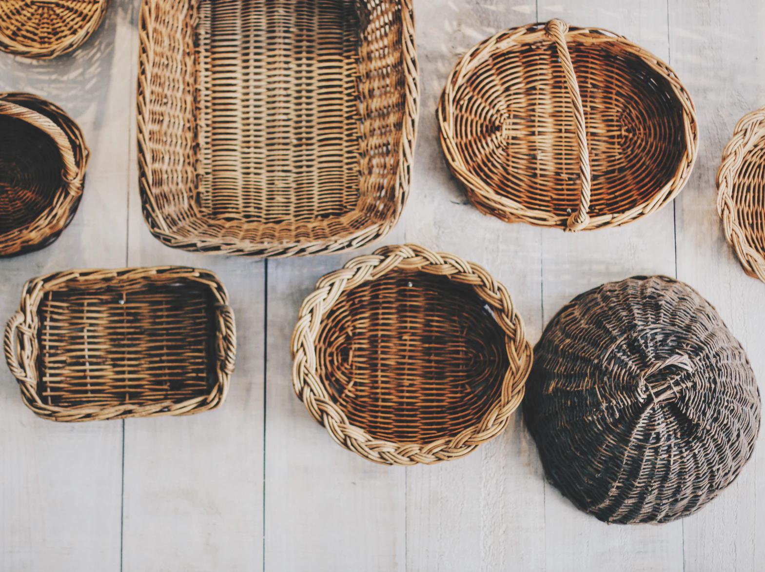 Kitchen Basket Types