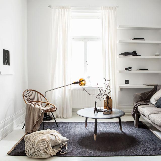 Inspirasi Hunian dengan Desain Interior Modern - source: housebeautiful.com