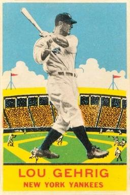 1933 DeLong Cards Were A One-Year Wonder