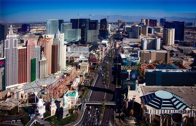 Las Vegas, NV Skyline