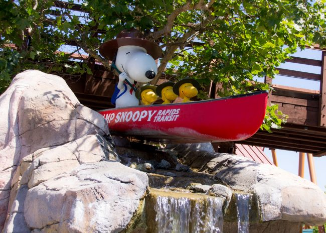 Camp Snoopy Is A Great Area For The Littlest Travelers At Knott S Berry Farm Photo Credit Becca Robins