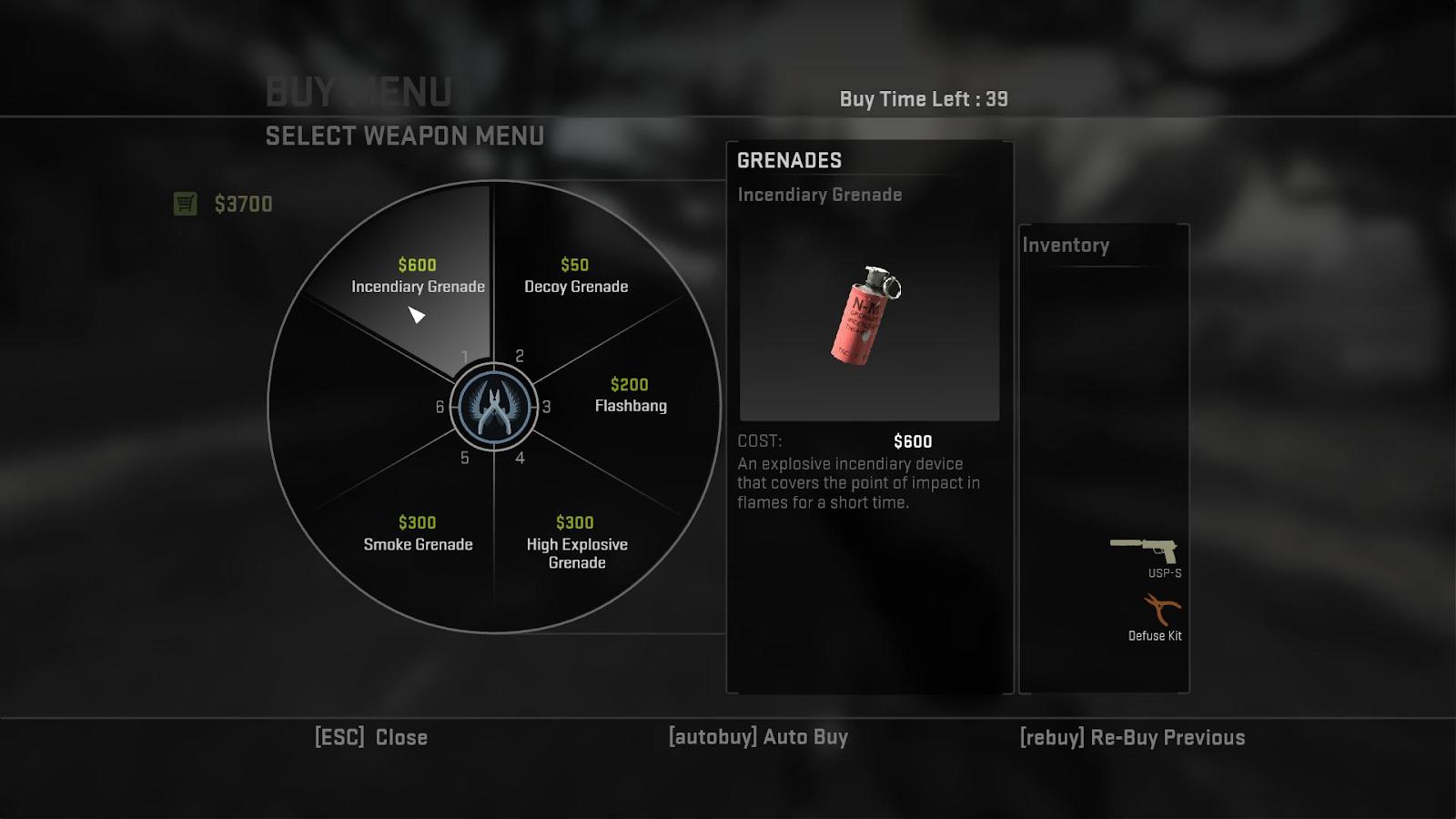 CS:GO sở hữu bom lửa cực mạnh
