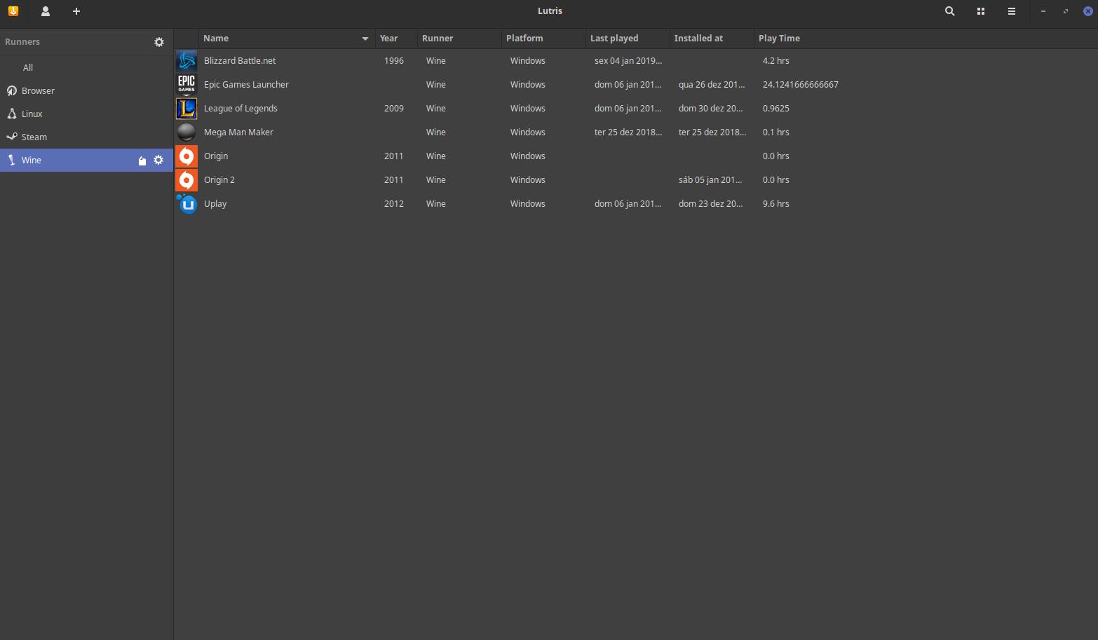 Novo Lutris 0 5 Beta chega com integração com GOG e muitas