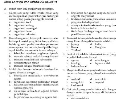Contoh Soal Hots Pkn Sma Kelas 11 Kumpulan Materi Pelajaran Dan Contoh Soal 2