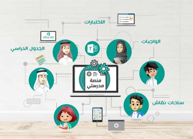 ننشر تحديث منصة مدرستي للعام الدراسي الثاني وأهم مزايا تطبيق تيمز (رابط  التسجيل) | المصري اليوم