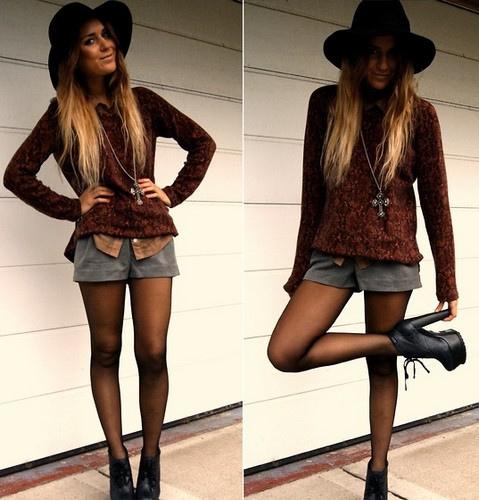 womany 時尚風潮 IN街頭 寒流 穿搭 針織上衣 羊毛衫