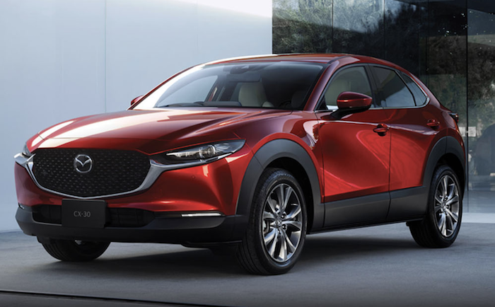 All New Mazda CX-30 เปิดตัวที่ไทยแน่ มีนานี้ !!