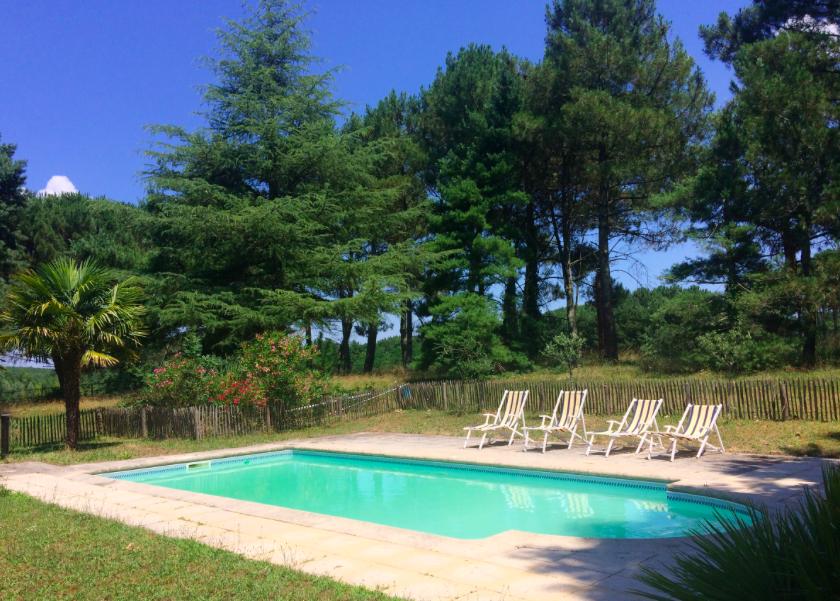 Location d'une piscine privée à Bordeaux
