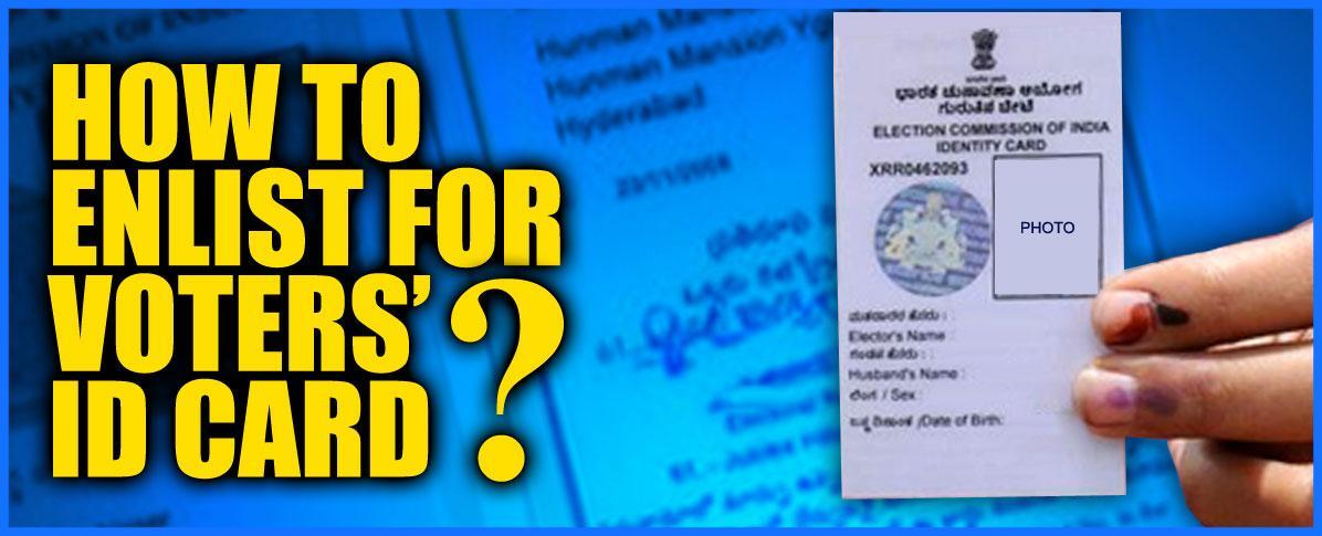 Andra Pradesh Voter ID Card
