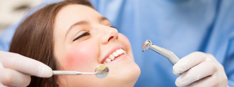 Patient And Dentures