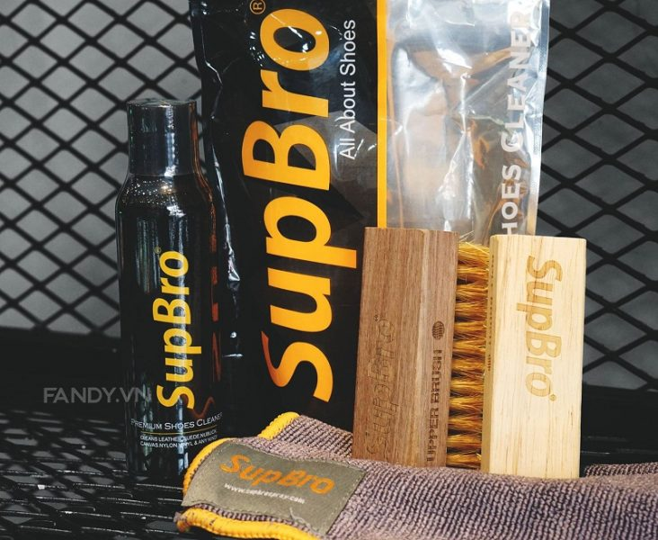 Bộ vệ sinh giày Supbro