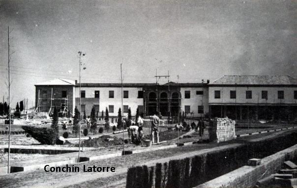 Resultado de imagen de puerto de sagunto inauguracion sanatorio ahv