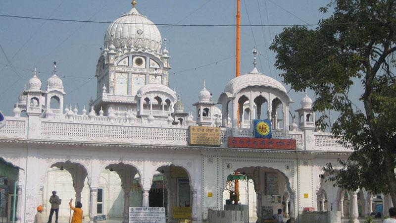 Gurudwara Amb Sahib | Attractions in Chandigarh Mohali and Panchkula