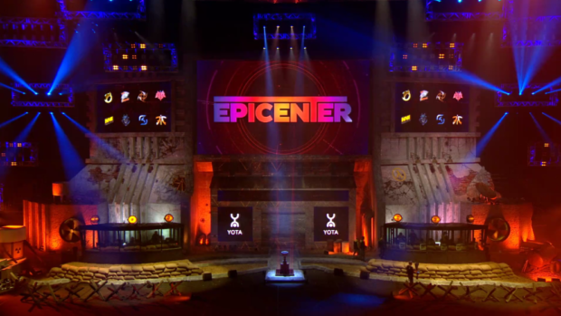 EPICENTER Major Dota Pro Circuit