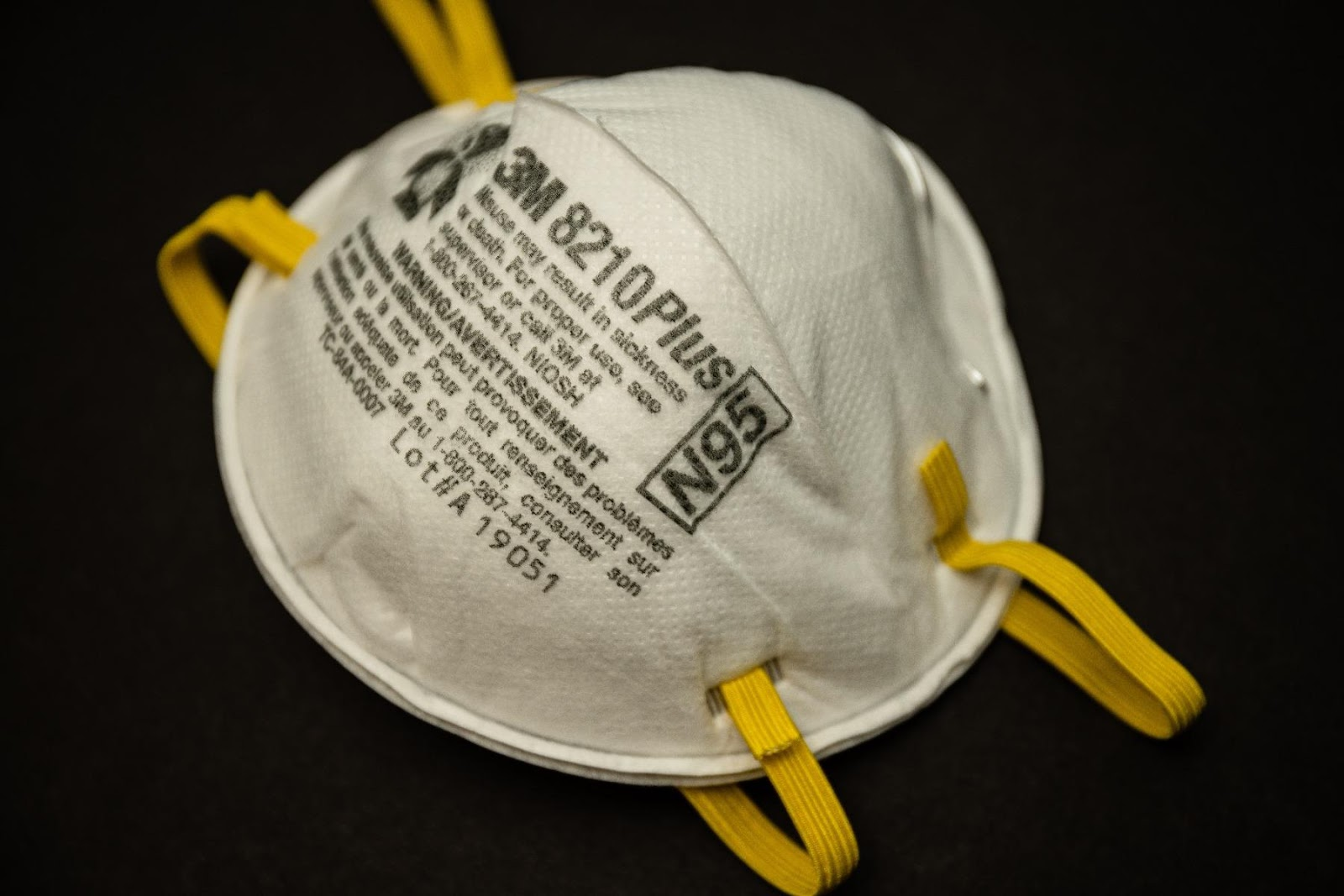 N95 Respiratory Masks