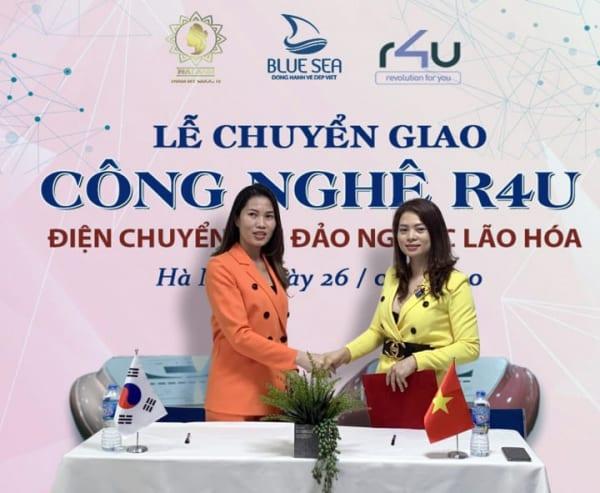 Lễ chuyển giao và tổ chức sự kiện tại TMQT Mai Anh, Ninh Bình.