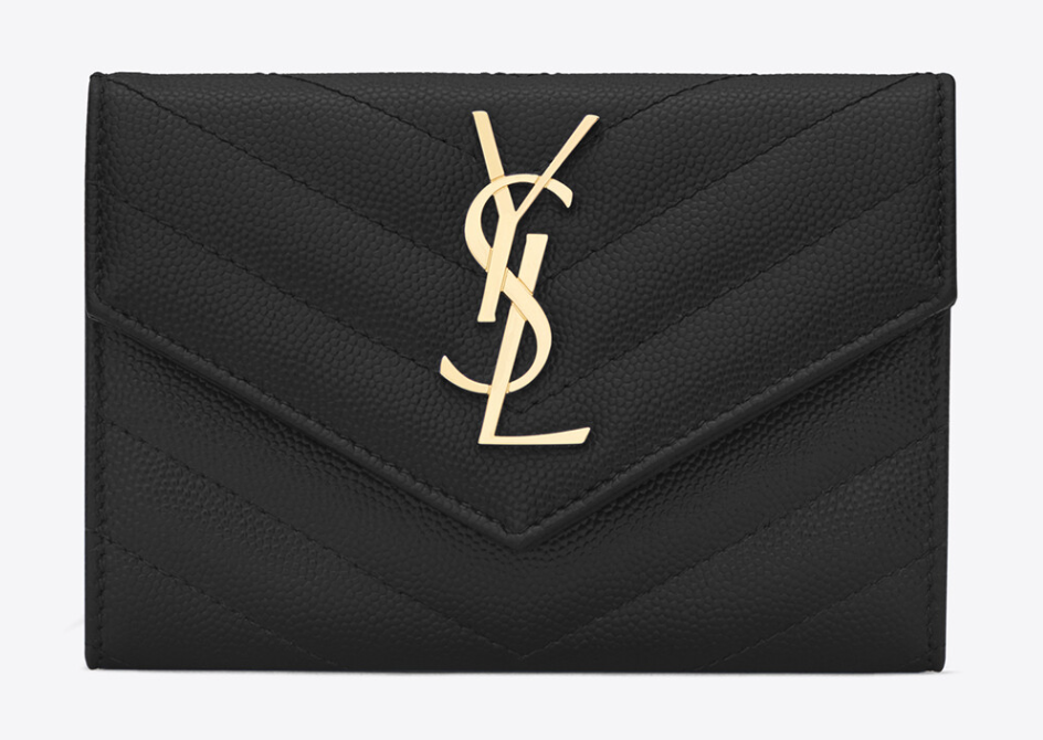 6. กระเป๋าสตางค์แบรนด์ Saint Laurent