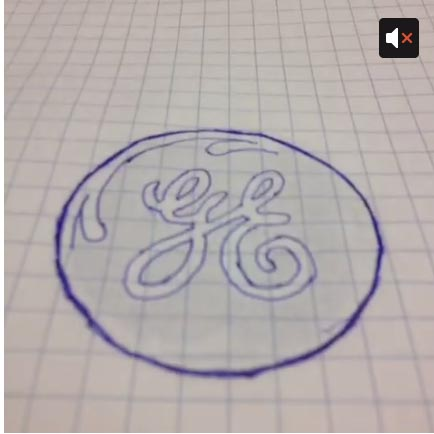 General Electric Twitter vine Example