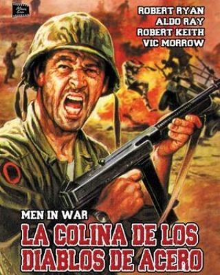 La colina de los diablos de acero (1957, Anthony Mann)