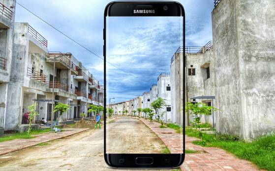 how to use HDR mode on Android