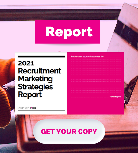 Recruitment Marketing Strategies Report Cover Page