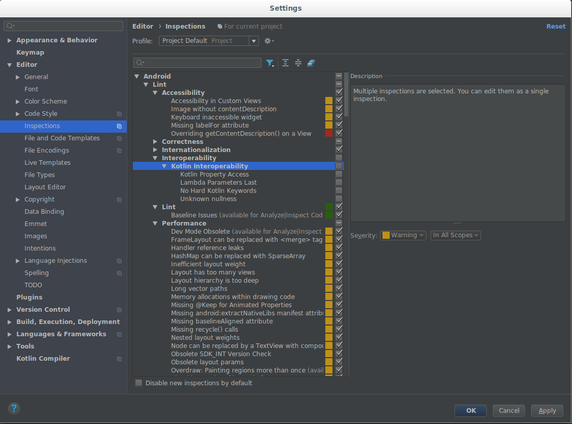 reset android emulator android studio