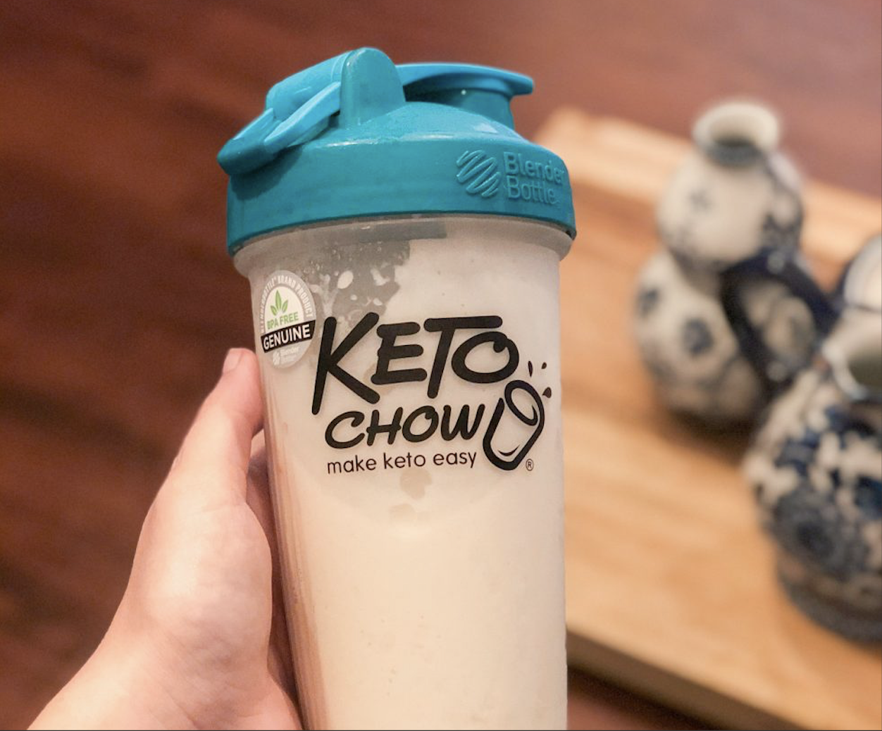 Keto Chow: Best Keto Meal Replacement Shake? 1