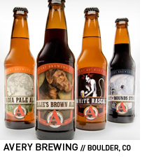 Avery Brewing // Boulder, CO