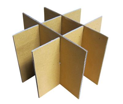 Vách ngăn của thùng giấy carton