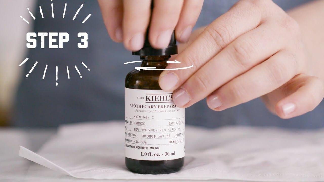 Kết quả hình ảnh cho Kiehl's Apothecary Formulations