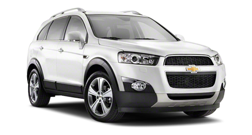 Chevrolet Captiva 2011-2016