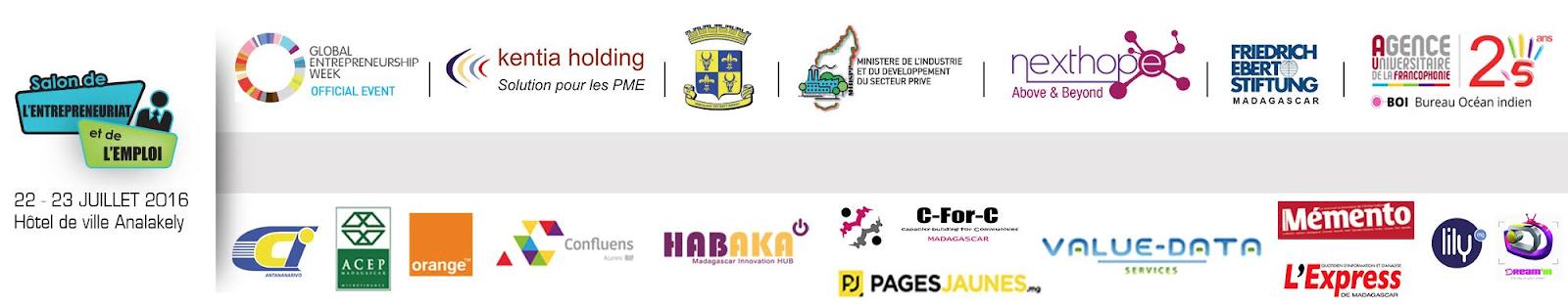CONFLUENS participe au Salon de l'Entrepreneuriat et de l'Emploi à Madagascar