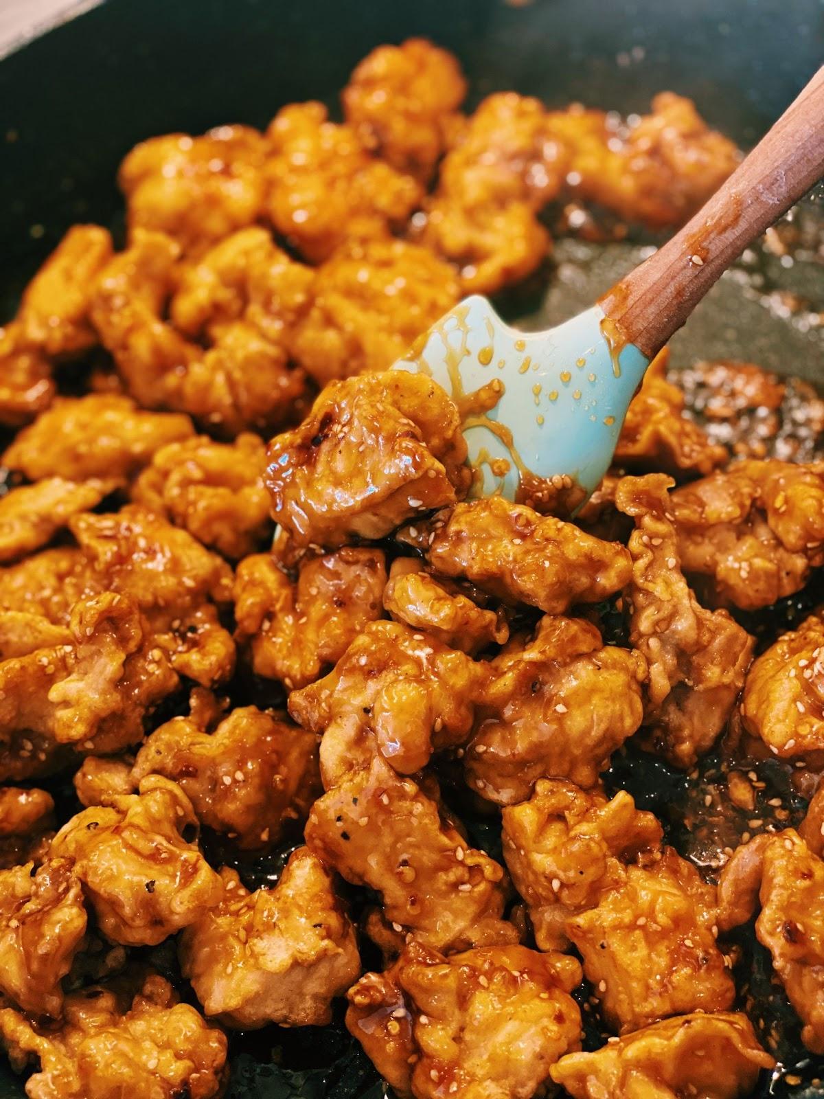 Orange Chicken (Better than Takeout!)