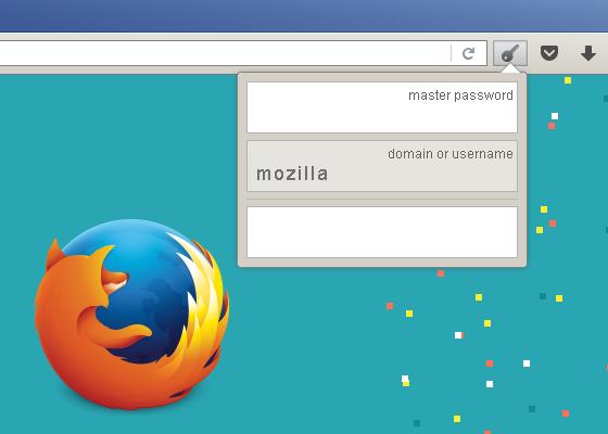 Картинки по запросу Firefox Master Password