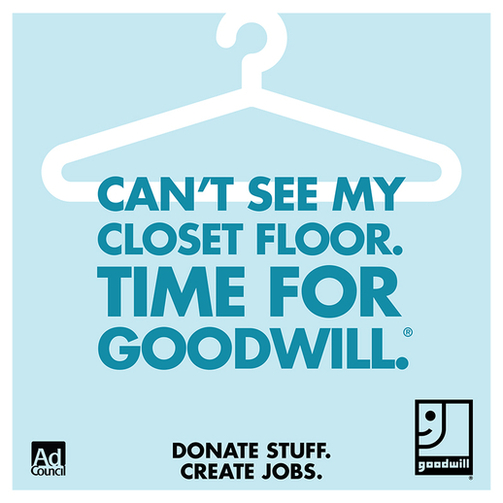 Donate Stuff. Create Jobs. #Go...