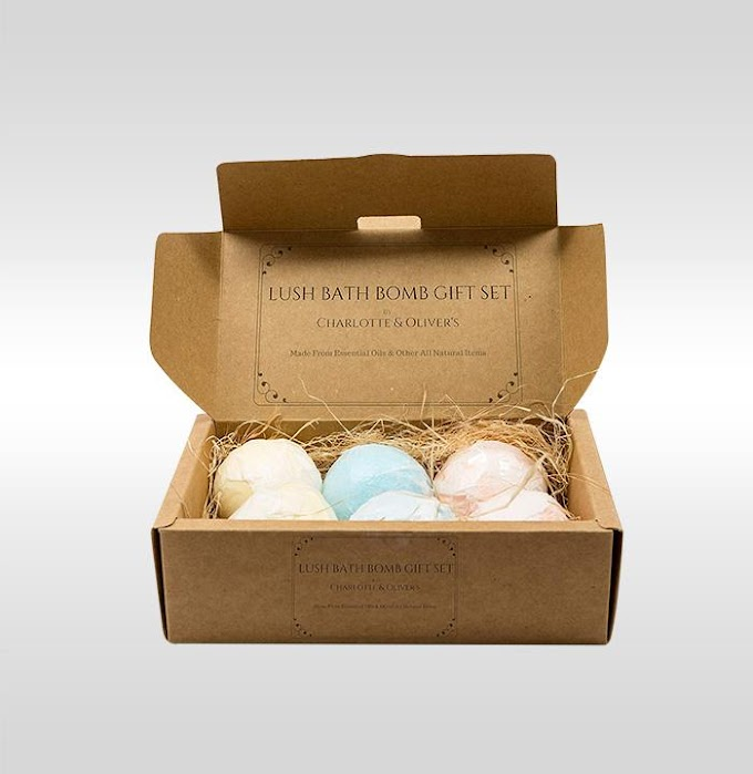 Why You Should Carry Bath Bomb Boxes for the Success of the Cosmetic Business?